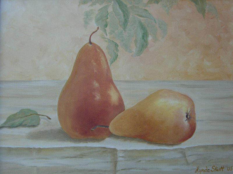 Pale Pears